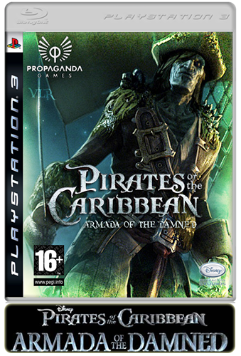 Pirates of the Caribbean Armada of the Damned Free Download for PC