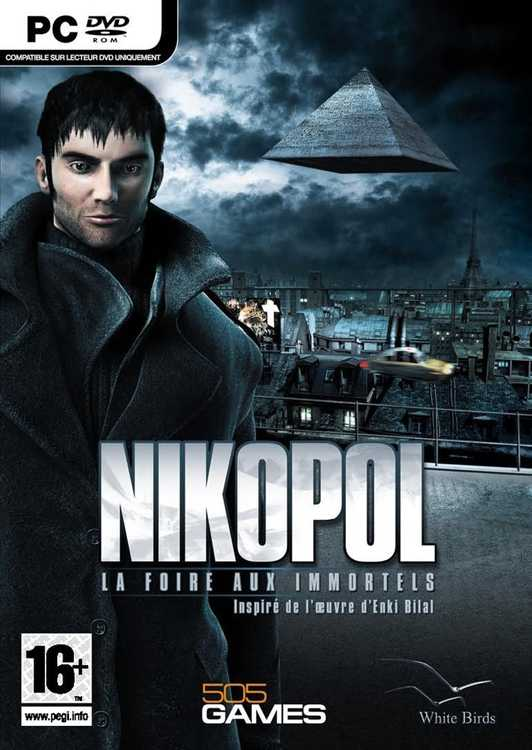 Nikopol Secrets Of The Immortals Free Download For Pc Fullgamesforpc