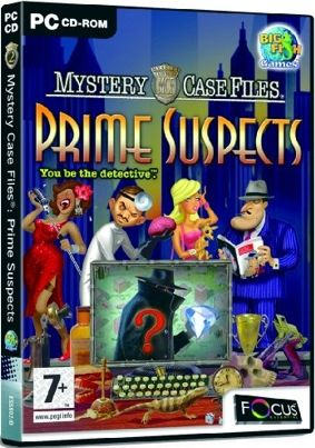 Mystery Case Files Prime Suspects iPad iPhone Android Mac & PC Game