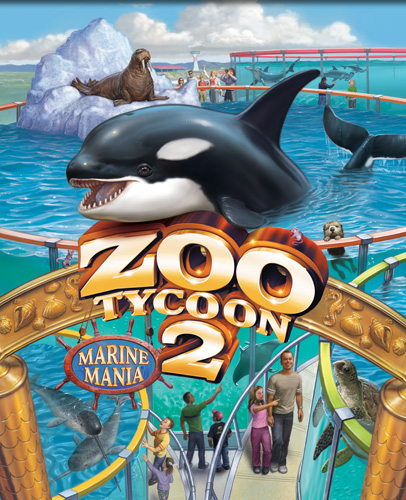 zoo tycoon 2 marine mania vollversion